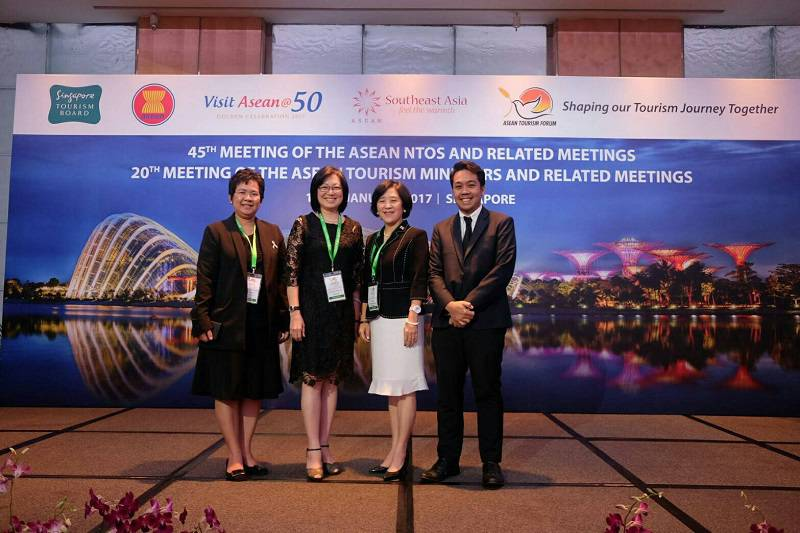 Thailand MICE Venue Standard - A Model for ASEAN MICE Venue Standard