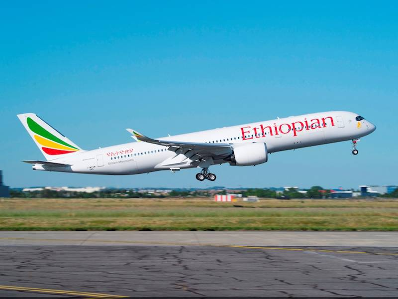 Ethiopian Airline Africa's Largest Airline Brings The Most