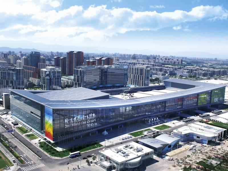 Make the World Safer – China National Convention Center ...