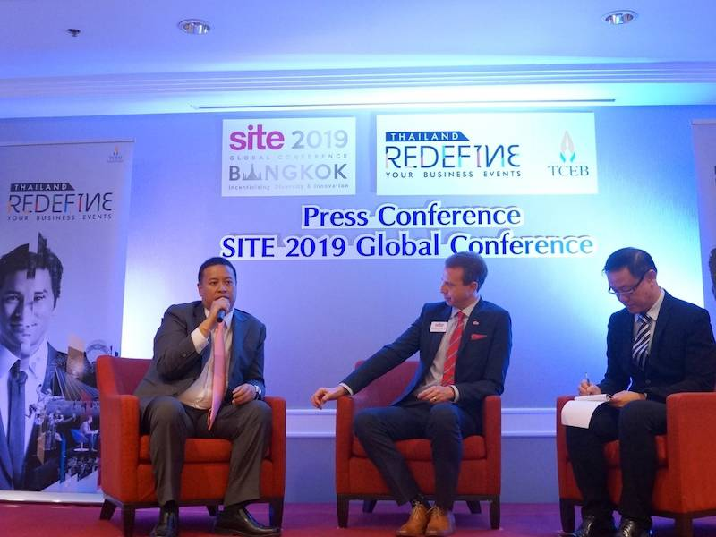 TCEB takes Thailand's incentive travel industry onto a