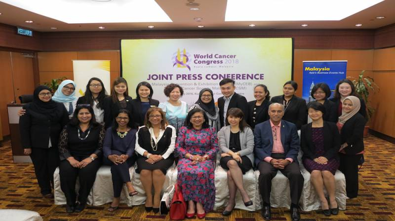 Malaysia honoured to host the World Cancer Congress and ...