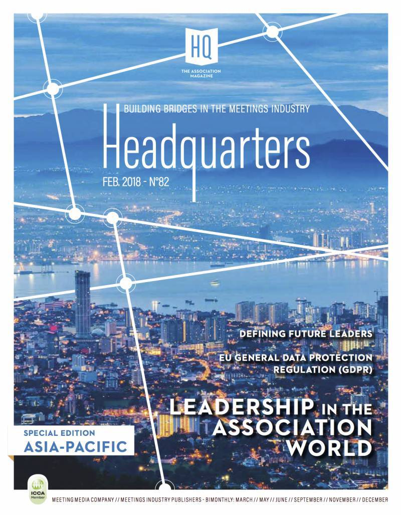 Headquarters #82 - February edition 2018 | Meeting Media Group